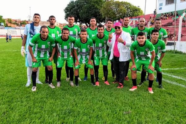 Seleção de são Pedro está na semifinal do Copão Bola Cheia 2018