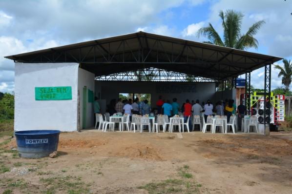 Zona rural recebe patrimônio