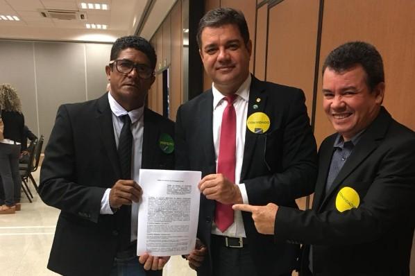 Brasília: Prefeito vai em busca de convênios