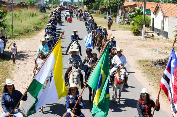 8ª CAVALGADA DE SÃO PEDRO FICA NA HISTÓRIA COMO UMA DAS MAIORES DA REGIÃO